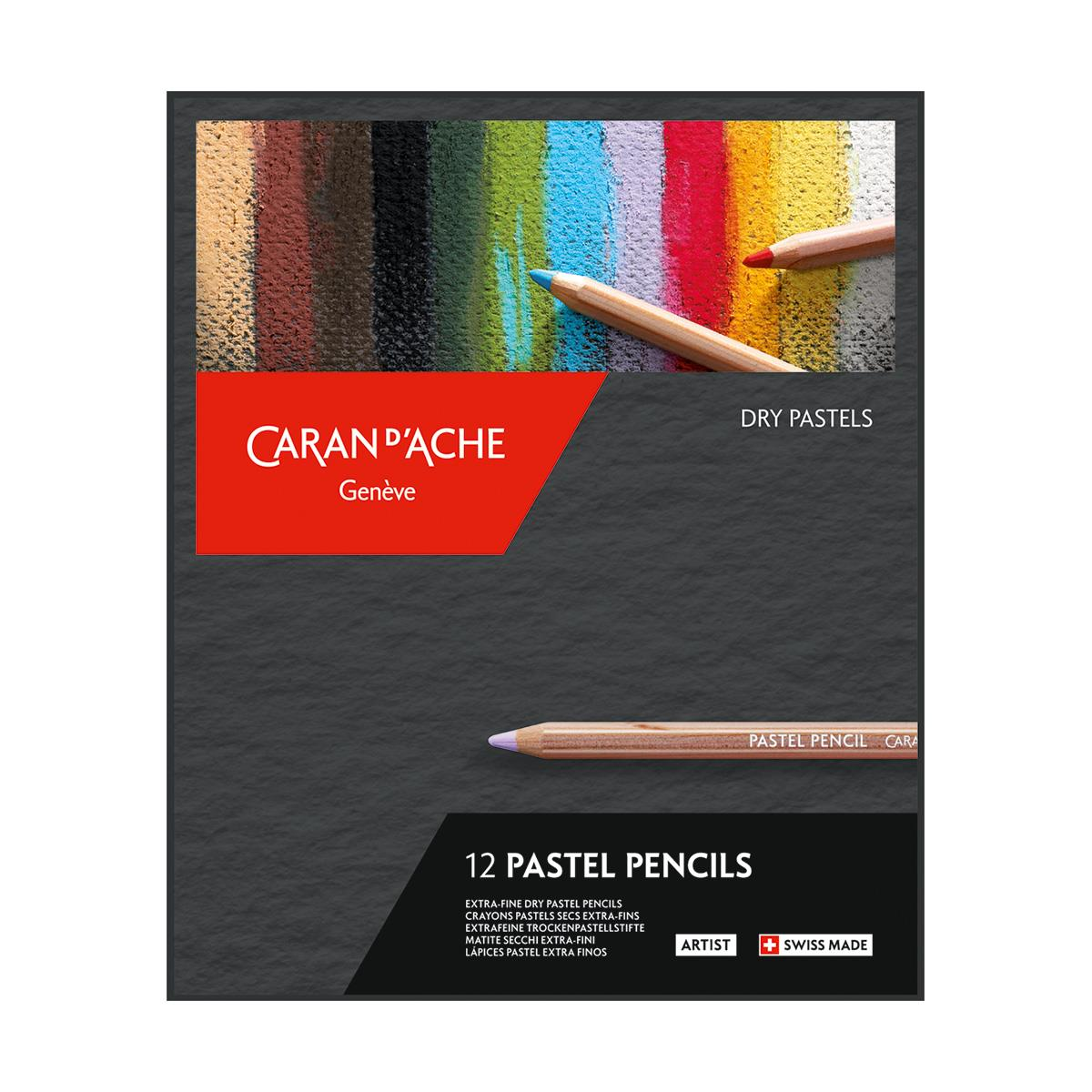 PASTEL PENCILS – 12 RENKLİ SET